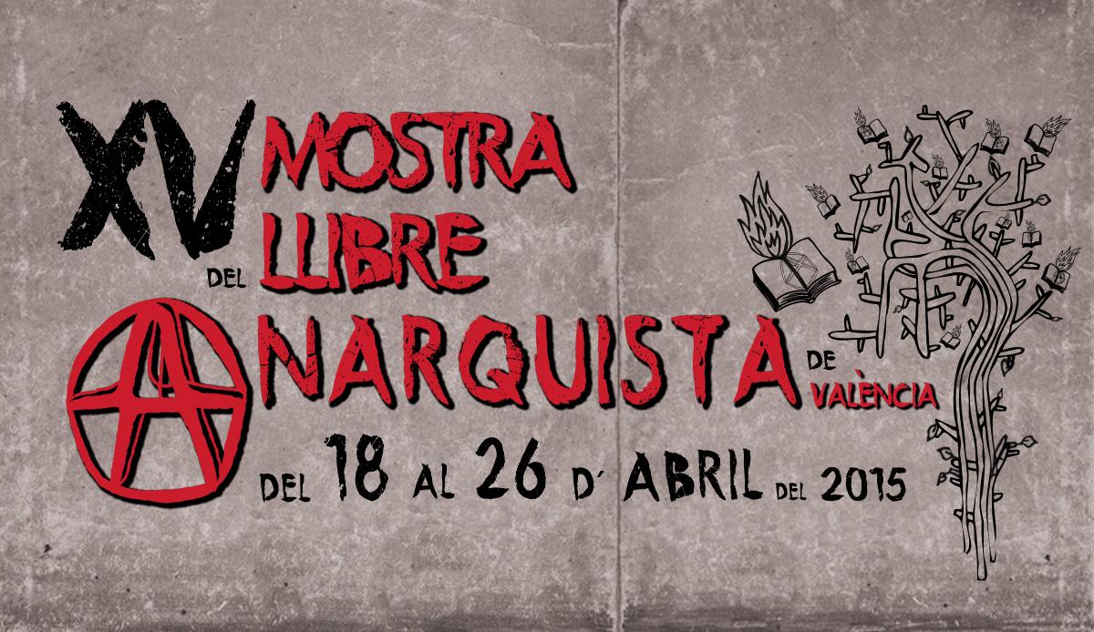 XV Mostra del LLibre Anarquista (valencia)